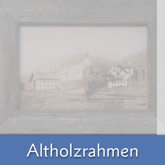 Altholzrahmen